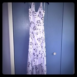 Floral Dress //Taboo//